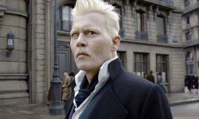 Johnny Depp podría ser recortado de Fantastic Beast 3