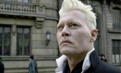 Johnny Depp renunció de 'Fantastic Beasts 3'