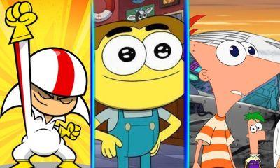 los personajes más buscados de Disney XD