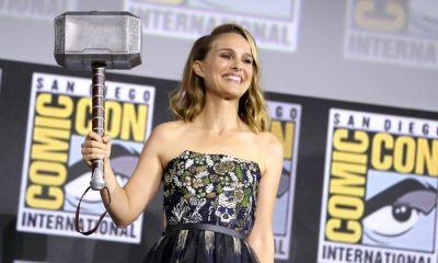 Natalie Portman habló de Thor: Love and Thunder