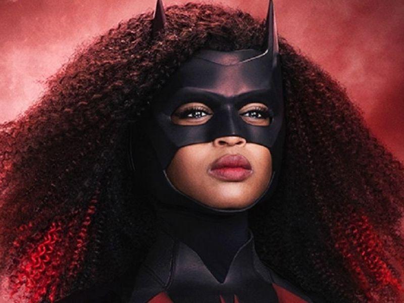 Nueva foto del traje de 'Batwoman'