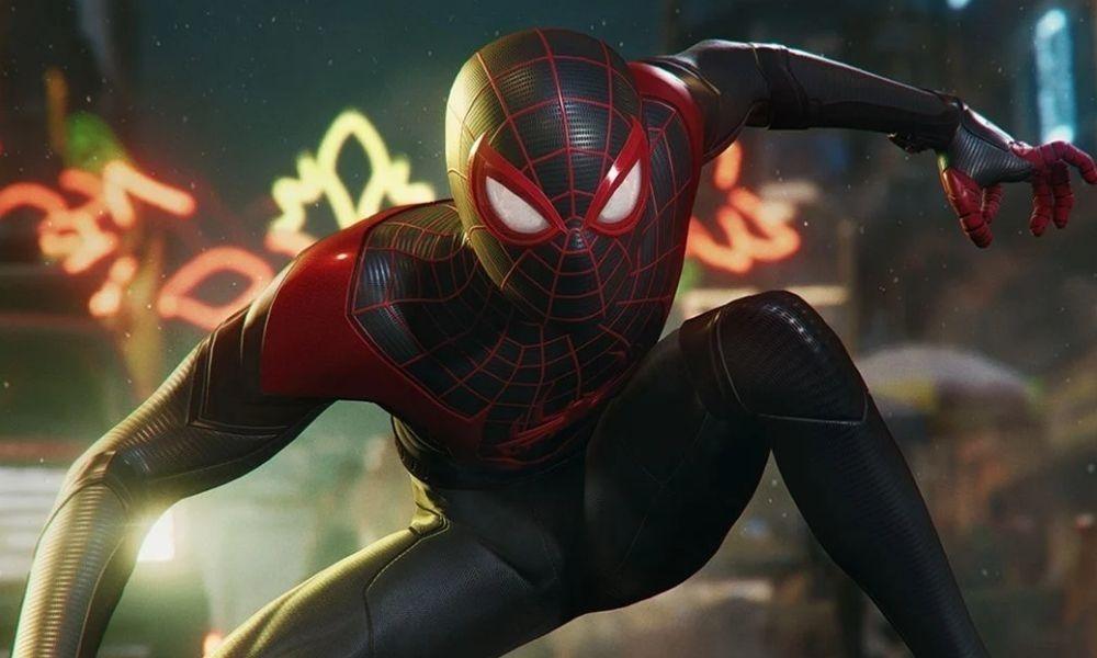 nuevo avance de Marvel's Spider-Man: Miles Morales