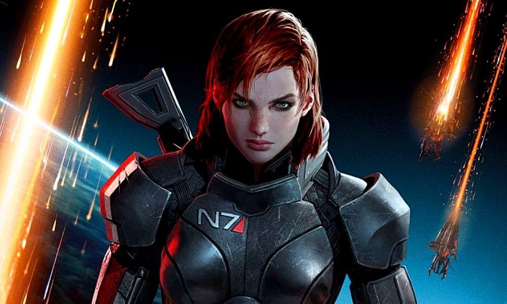 nuevo juego de 'Mass Effect'