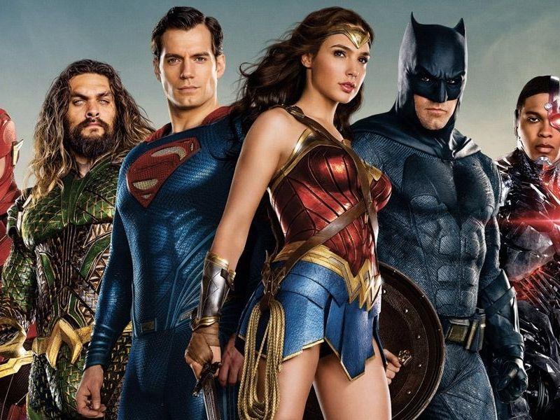 nuevo trailer de Zack Snyder's Justice League