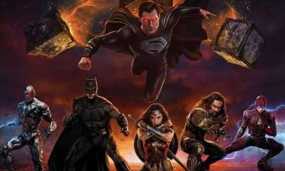 película Justice League Vs Suicide Squad