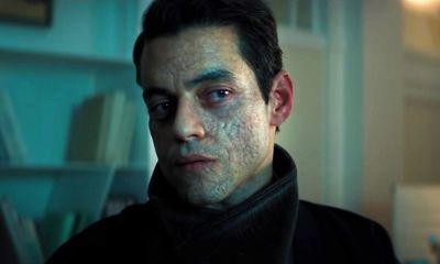 Rami Malek habló sobre No Time to Die