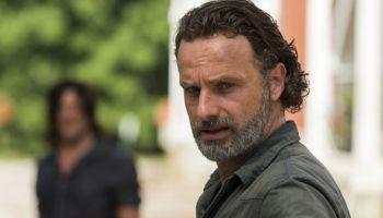 Rick Grimes en The Walking Dead: World Beyond