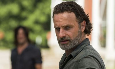 Rick Grimes en The Walking Dead: World Beyond