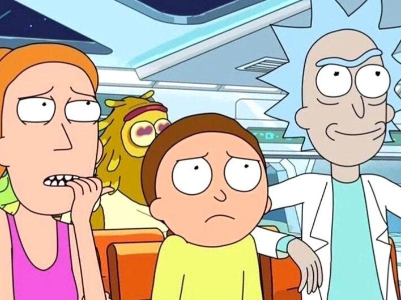 séptima temporada de Rick and Morty