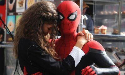 acrobacias de Zendaya en Spider-Man 3