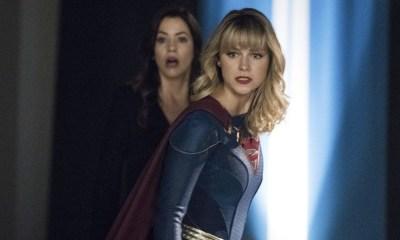 Melissa Benoist no regresaría como Supergirl