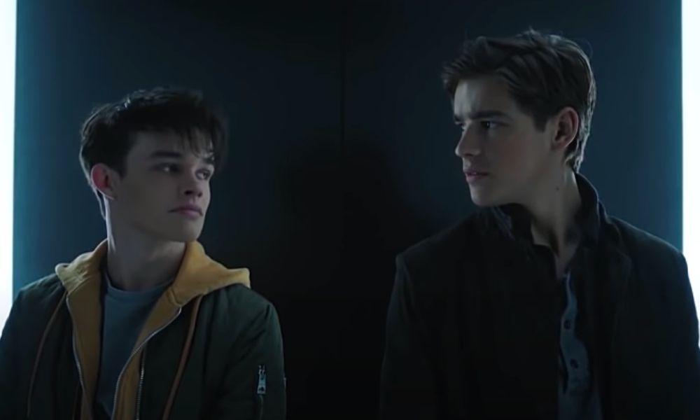 tercer Robin aparece en las imágenes de 'Titans 3'