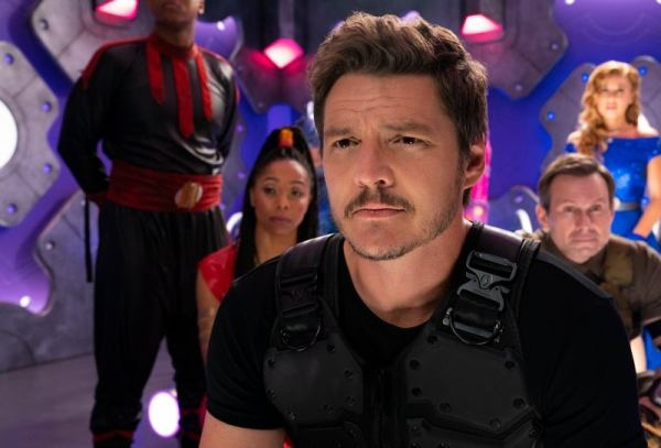 Pedro Pascal en 'We Can Be Heroes'