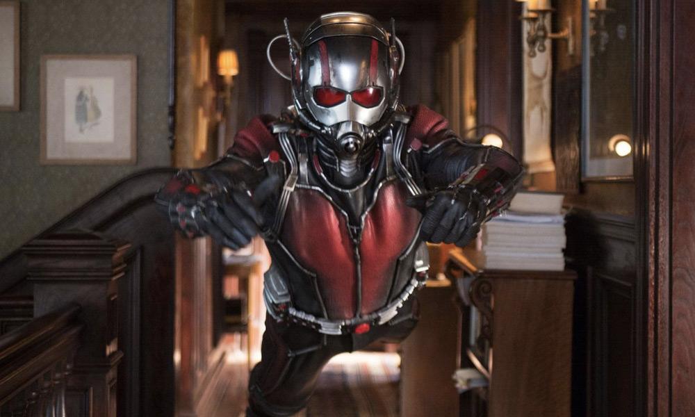 Origen de Ant-Man and the Wasp: Quantumania