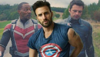 Chris Evans reacciona al trailer de 'The Falcon and the Winter Soldier'