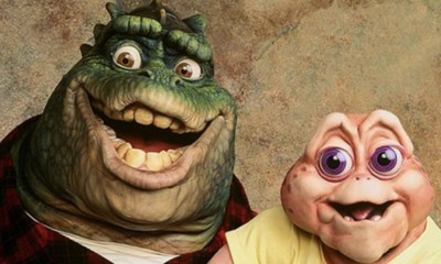'Dinosaurios' llegará Disney+