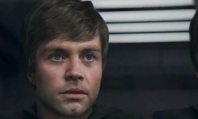 Mark Hamill habló del cameo de Luke Skywalker