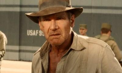 no cambiarán a Harrison Ford de Indiana Jones 5