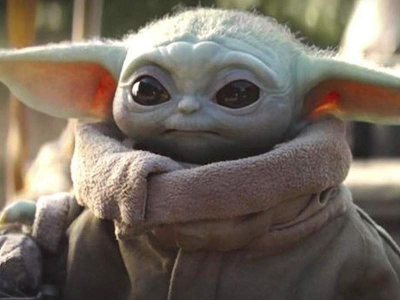 qué edad tiene Grugu en The Rise of Skywalker