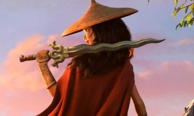 'Raya and the Last Dragon' se estrenará en Disney+ y en cines