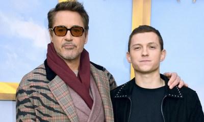 Robert Downey Jr en Uncharted 2