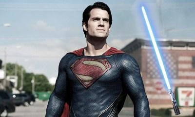Lightsaber no lastimaría a Superman