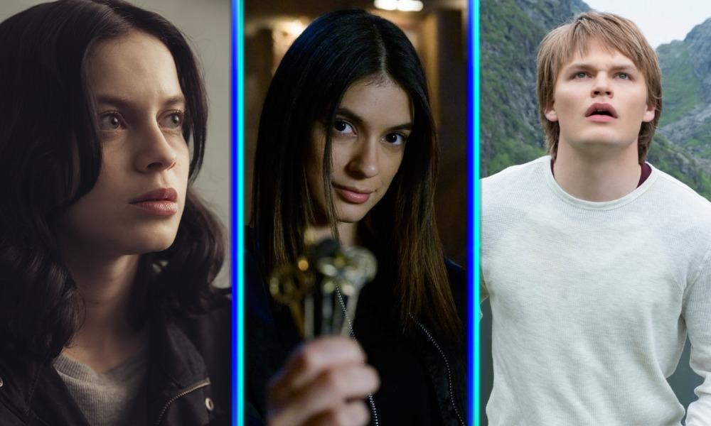 tercera temporada de 'Locke & Key'