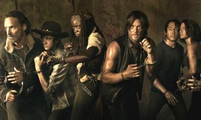 The Walking Dead provocó un spoiler