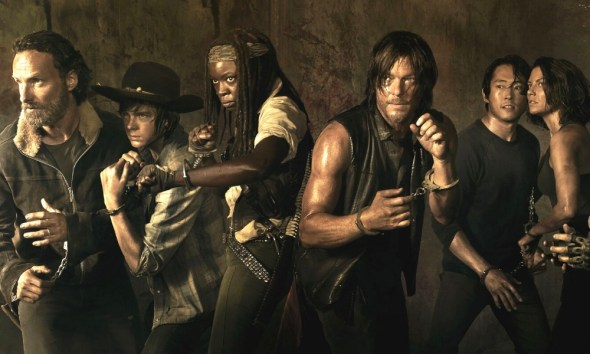 The Walking Dead provocó un spoiler