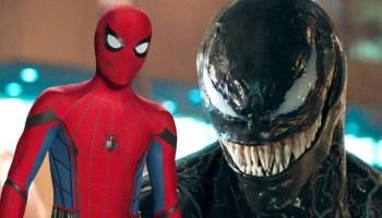 Venom podría aparecer en Spider-Man 3