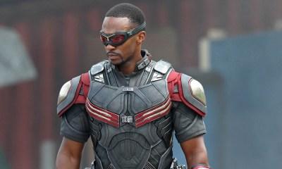 Anthony Mackie habló del nuevo Captain America