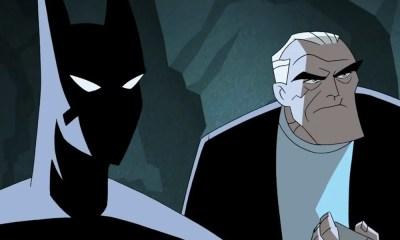 Mejor momento para la película de Batman Beyond