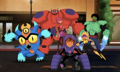 Fecha de estreno de la tercera temporada de Big Hero 6: The Series