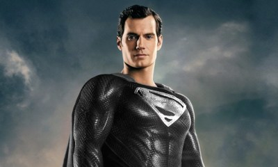 Futuro del traje negro de Superman