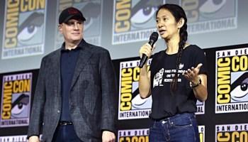 directora de Eternals habló de Kevin Feige