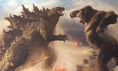 Adelantan el estreno de Godzilla vs Kong