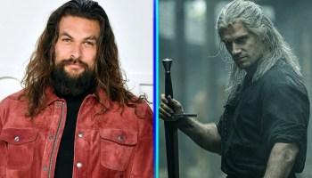 Jason Momoa no podría protagonizar en 'The Witcher Blood Origin'