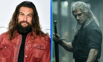 Jason Momoa no podría protagonizar en 'The Witcher Blood Origin'