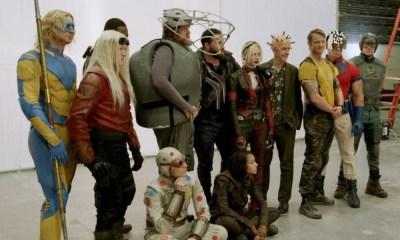 Joel Kinnaman habló de The Suicide Squad
