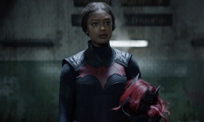 Desaparición de Kate Kane en Batwoman