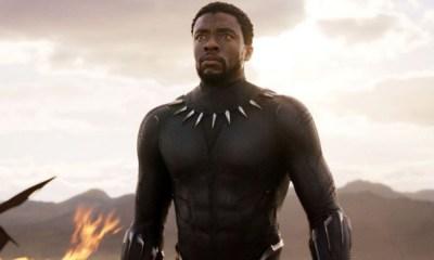 Kevin Feige habló de 'Black Panther 2'
