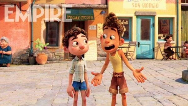 ¡Ahora en Italia! Lanzan la primera imagen de 'Luca', próxima película de Pixar luca-pixar-movie-disney-1252995-600x338