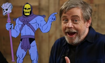 Mark Hamill será Skeletor