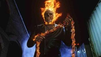 Marvel quiere a Nicolas Cage como Ghost Rider