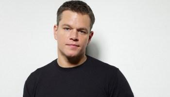 Matt Damon en 'Thor Love and Thunder'