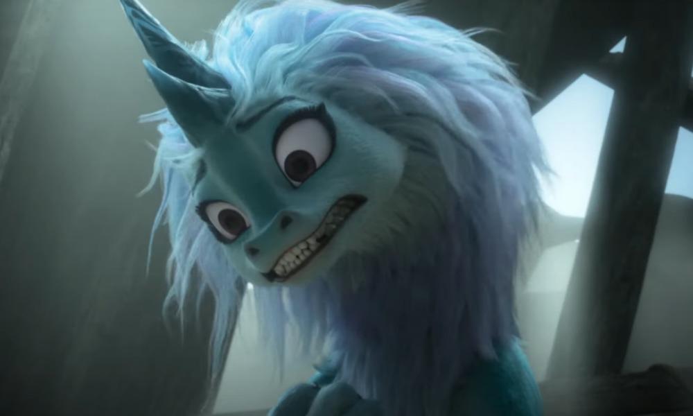 nuevo trailer 'Raya and the Last Dragon'