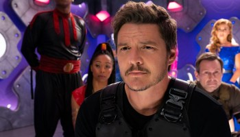 Pedro Pascal reaccionó a 'We Can Be Heroes 2'