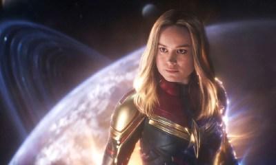 por qué Brie Larson aceptó ser Captain Marvel