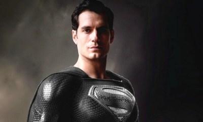 Por qué Superman usa un traje negro en 'Justice League'