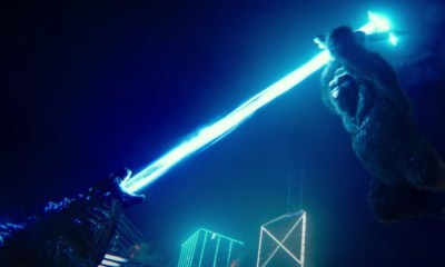 primer trailer de Godzilla vs Kong